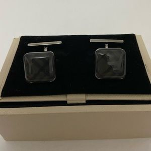Burberry cufflinks NIB